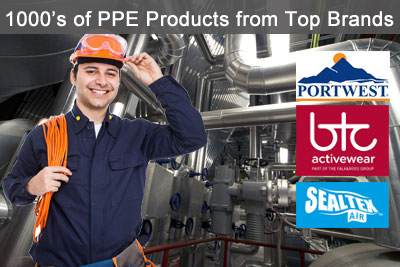 PPE Products From Top Brands