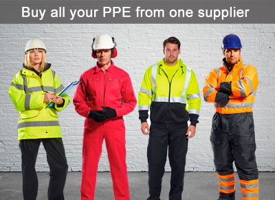 buy all your ppe from one supplier