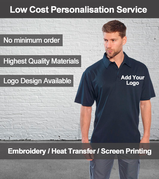 Personalisation and Logo Service