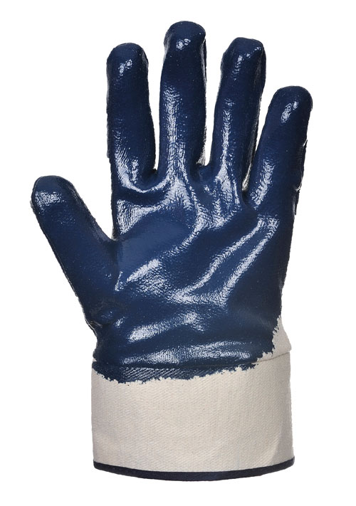 Nitrile Safety Cuff Glove