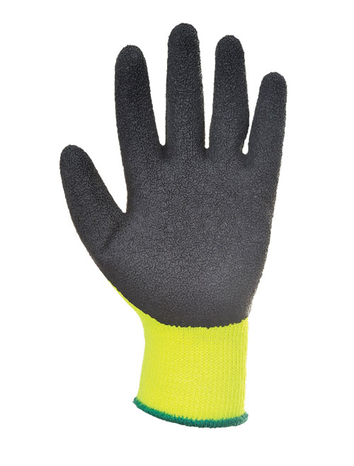 thermal grip glove rear