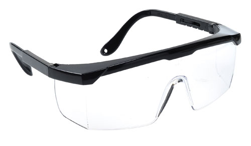 classic eye safety screen clear