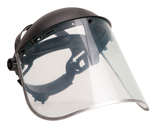 face shield plus