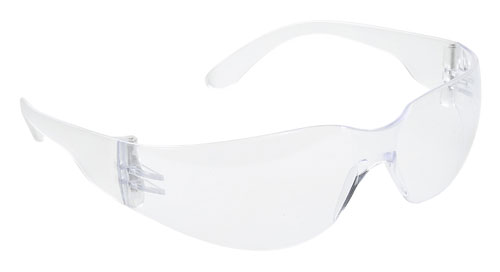 wrap around spectacle clear