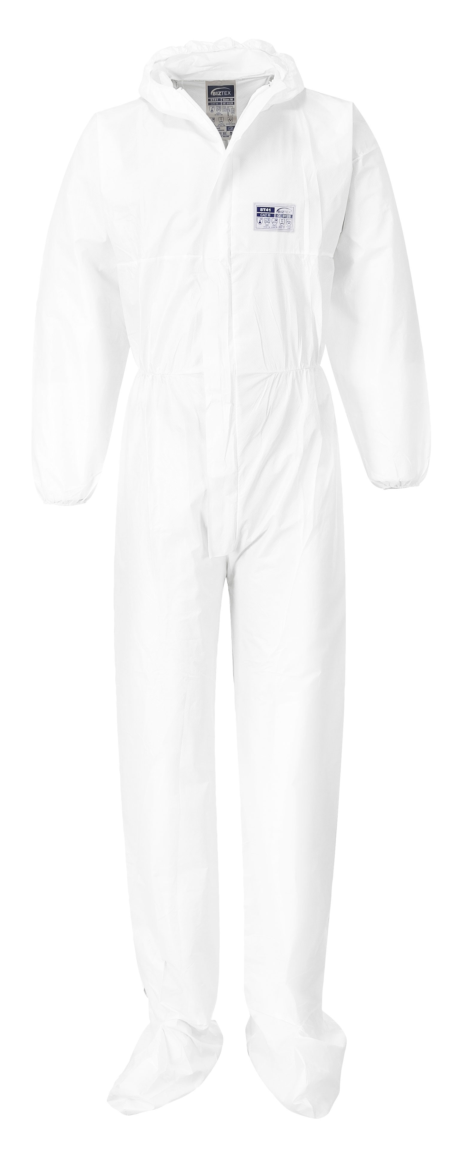 Biztex Microporous Coverall with Boot Covers