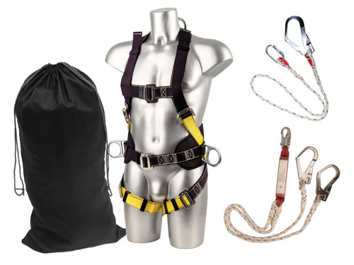 Fall Protection Construction Kit