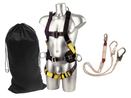 Fall Protection Scaffolding Kit