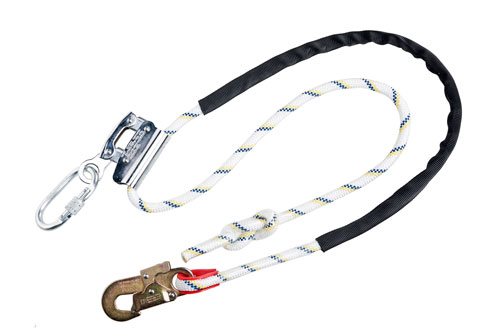 Work Positioning Lanyard with Adjuster