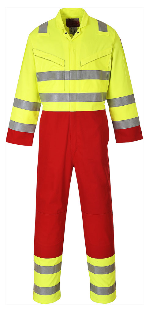 Bizflame Services Coverall
