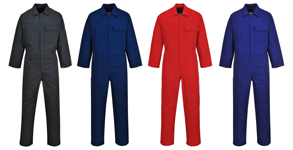 Safe Welder Coverall Colours