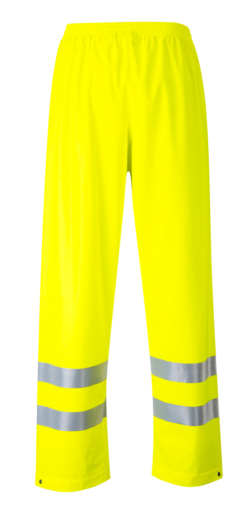 Sealtex Flame Hi-Vis Trouser Yellow
