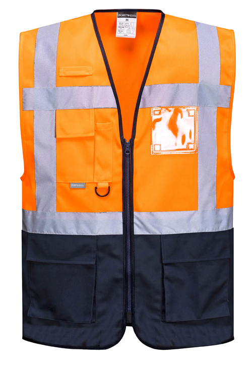 Warsaw Vest Orange