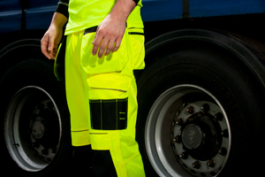Hi Vis PPE Workwear Trousers
