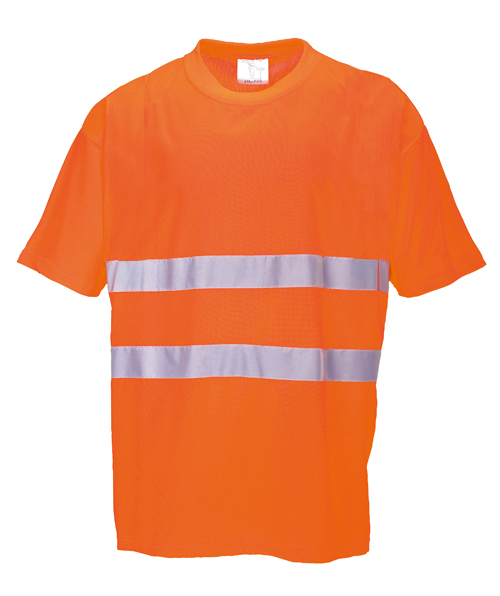 Cotton Comfort T-Shirt Orange