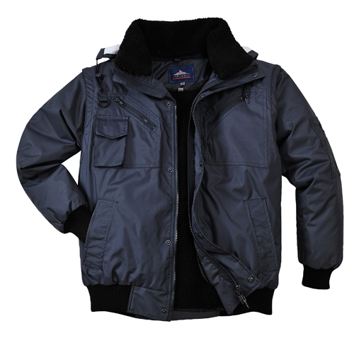 PPE 3-in-1 Bomber Jacket Navy
