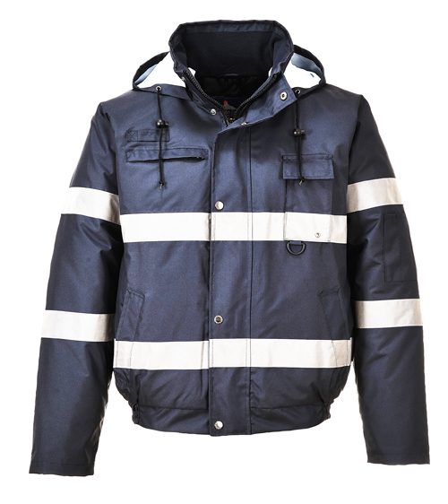 PPE Iona Lite Bomber Jacket Navy
