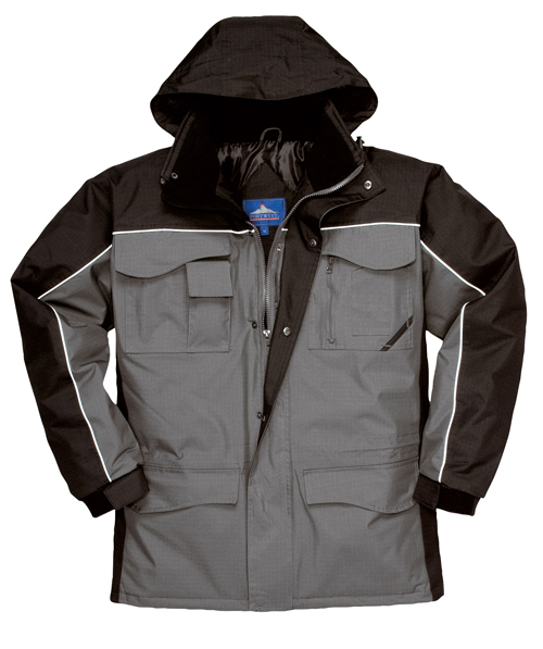 PPE RS Parka Grey
