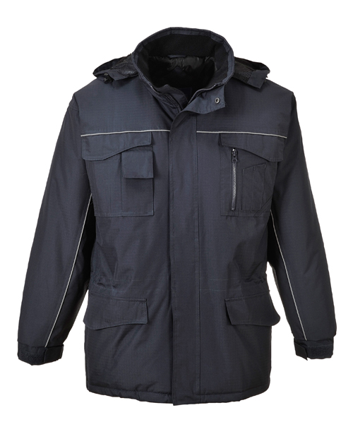 PPE RS Parka Navy