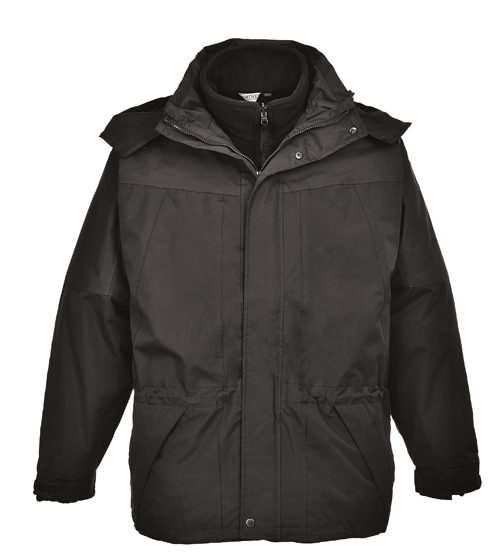 PPE Aviemore Jacket Black