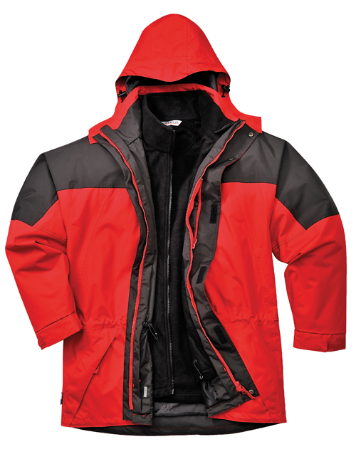 PPE Aviemore Jacket Red