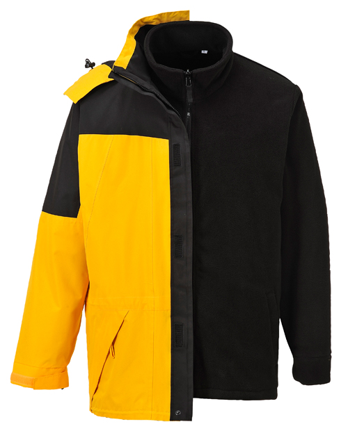 PPE Aviemore Jacket Yellow