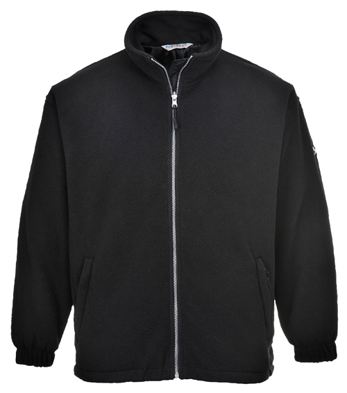 Windproof Fleece Black
