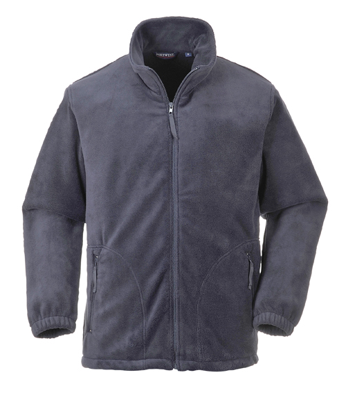 Argyll Heavy Fleece Navy