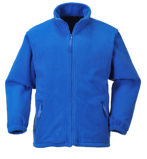 Argyll Heavy Fleece Royal Blue