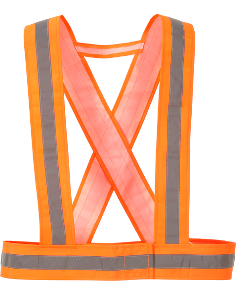 Hi Vis Strap Orange