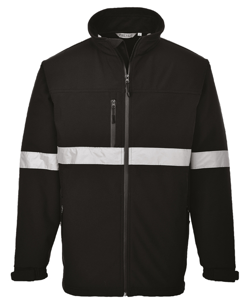 Iona Softshell Jacket Black