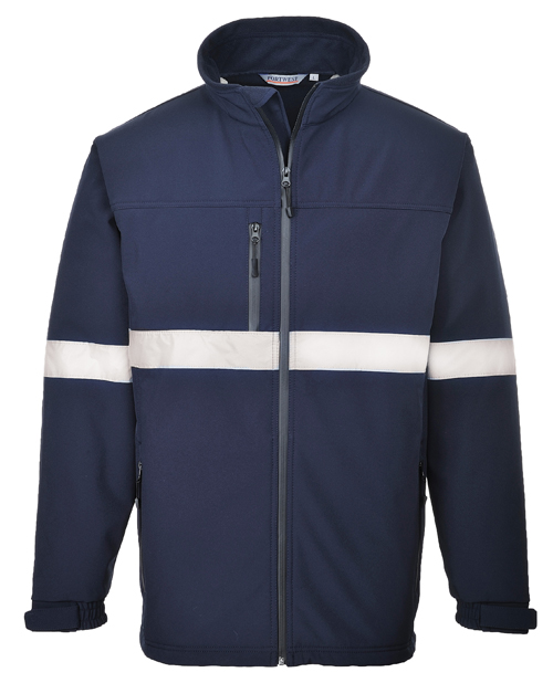 Iona Softshell Jacket Navy